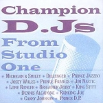 Various Artists-Champion Djs from Studio One