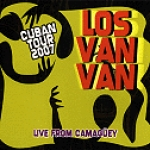 Los Van Van-Live From Camagüey - Cuban Tour 2007