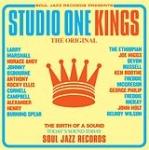 Various Artists-Studio One Kings (2LP)