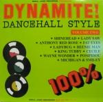 Various Artists-Dynamite! Dancehall Style Vol.2 (2LP)