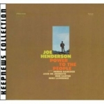 Joe Henderson-Power To The People