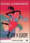 Juan Formell y Los Van Van-Live In Europe
