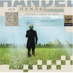 Taverner Choir & Players / Andrew Parrott-Händel: Messiah / Israel In Egypt (4CD BOX)