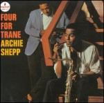 Archie Shepp-Four For Trane