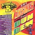Various Artists-Massive B 2G1 Answer Meets Dun Dem