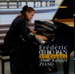 Anne Kauppi-Frederic Chopin: 27 Etudes