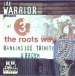 Various Artists-Jah Warrior Presents 3 the Roots Way