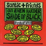 Santic & Friends-An Even Harder Shade of Black