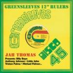 """Various Artists-Greensleeves 12"""" Rulers - Jah Thomas Midnight Rock 1981-84"""