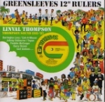 """Various Artists-Linval Thompson 1981-82 - Greensleeves 12"""" Rulers"""