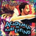 Various Artists-Academia de Baile Latino (3CD)