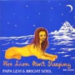 Papa Levi & Bright Soul-The Lion Ain't Sleeping (1990) (ORIGINAL PRESS)