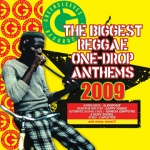 Various Artists-The Biggest Reggae One-drop Anthems 2009