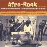 Various Artists-Afro-Rock Volume One (2LP)