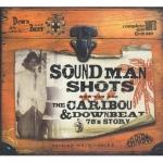 Various Artists-Sound Man Shots: The Caribou & Downbeat 78's Story (2CD BOX)