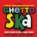 Various Artists-Ghetto Ska: From the Vaults of Wirl & Federal Studios