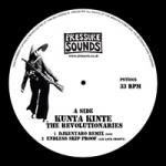 Revolutionaries-Kunta Kinte DJ Kentaro Remix