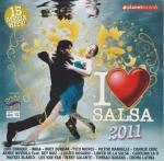 Various Artists-I Love Salsa 2011