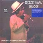 Gregory Isaacs-Encore (Live At Brixton Academy, London 1984) (180gram virgin vinyl)