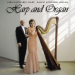 Kirsi Kiviharju, Kalevi Kiviniemi-Harp and Organ