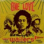 Bob Marley & The Wailers-One Love At Studio One 1964-1966 (2 LP)