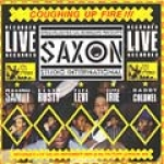 Saxon Studio International-Coughing Up Fire: Live 1984