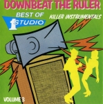 Various Artists-Downbeat The Ruler: Killer Instrumentals from Studio One, volume 3