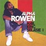 Alpha Rowen-Hail King Selassie I